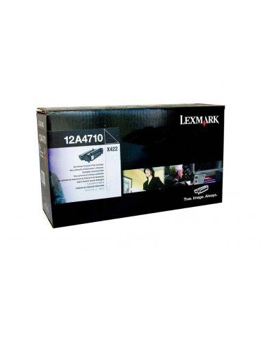 Tóner Lexmark 12A4710 Negro (6000 Pág)