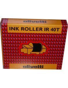 Rodillo Pack para Olivetti Negro entintado IR40T (pack 2 Unid) No original