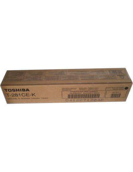 Tóner Toshiba T-281CE-K Negro 6AJ00000041 (27000 Pag) para e-Studio 281 351