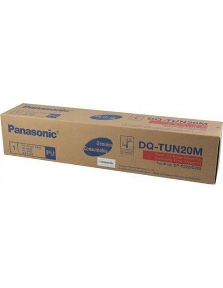 Tóner Panasonic DQ-TUN20M Magenta para Workio DPC262 DPC322