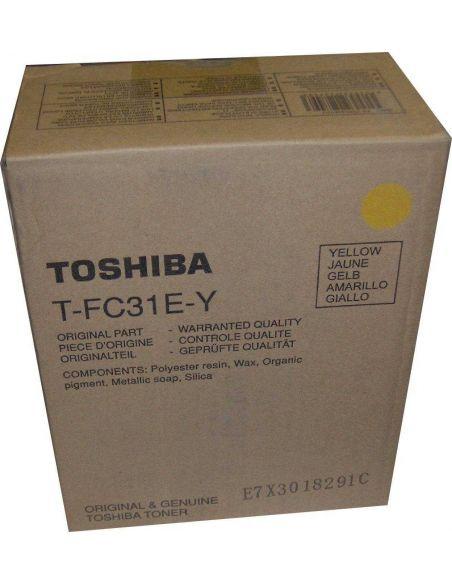Tóner Toshiba T-FC31E-Y AMARILLO (10700 Pag)