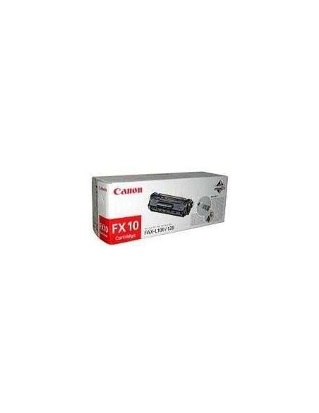 Tóner 0263B002 Canon FX-10 Negro para D480 Fax L100