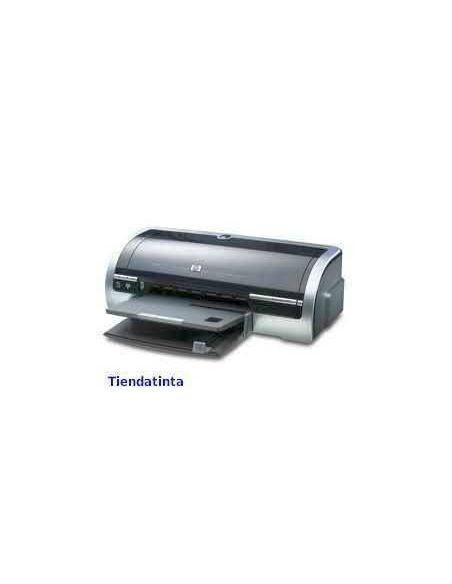 HP DeskJet 5850 (Pinche para ver sus consumibles)