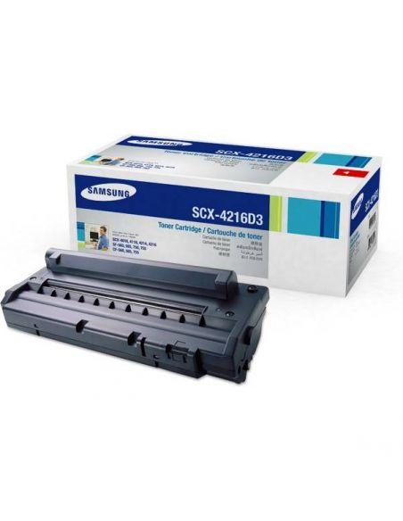 Tóner Samsung SCX-4216D3 Negro (3000 Pág)