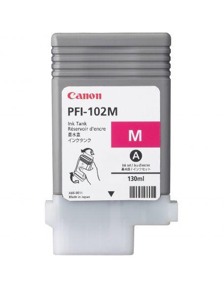 Tinta Canon PFI-102M Magenta (130 ml)