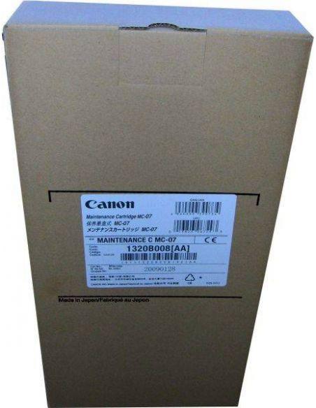 Contenedor residual MC-07 para Canon 1320B008 (20000 Pag)