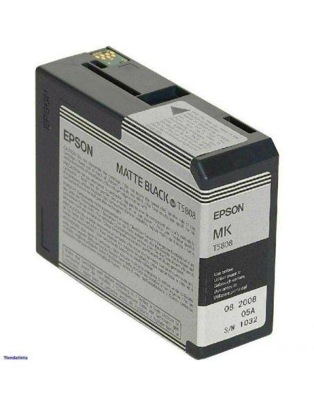 Tinta Epson T5808 Matte Negro (80ml)