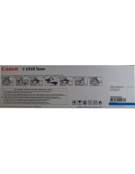 Tóner Canon C-EXV8 Cian (25000 Pag) para ImageRunner IRC2620