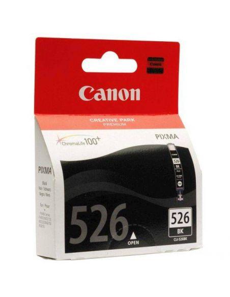 Tinta Canon 526BK Negro 4540B001 (9ml)(400 Pág)