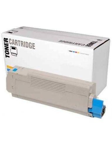Tóner compatible para Oki 43865723 CIAN C5850 (6000 Pág) No original