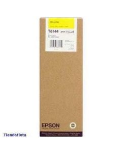 Tinta Epson T6144 amarillo (220ml)