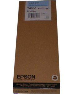 Tinta Epson T6065 Cian Claro (220ml)