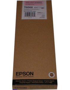 Tinta Epson T6066 Light Magenta (220ml)