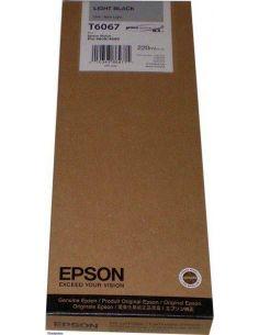 Tinta Epson T6067 Gris (220ml)