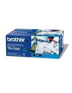 Tóner Brother TN-135C Cian para DCP-9040 HL-4040