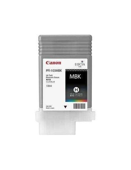 Tinta Canon 103MBK Matte Negro (130ml)