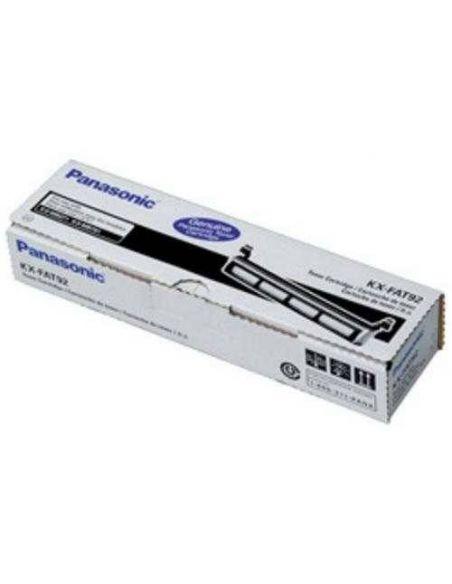 Tóner Panasonic KX-FAT92X Negro (2000 Pag) para KXMB261 KXMB277