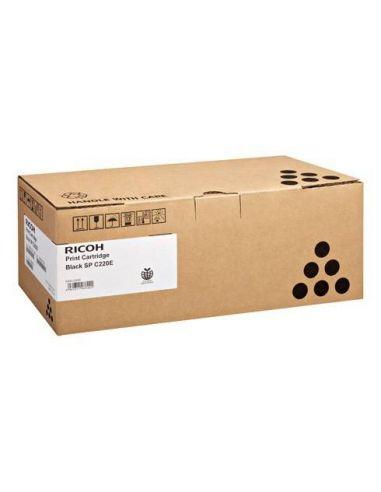 Tóner Ricoh SPC220E NEGRO 406094 (2000 Pág)