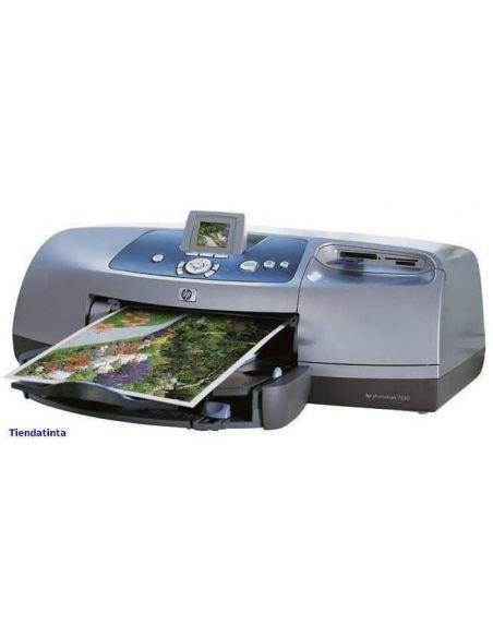 HP PhotoSmart 7550 (Pinche para ver sus consumibles)