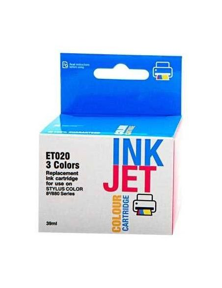 Tinta para Epson T020 Color (35ml) No original