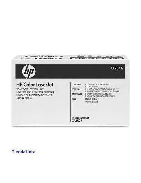 Contenedor residual CE254A para HP