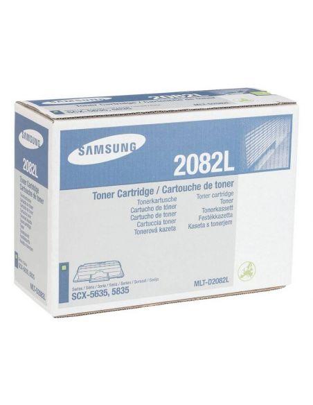 Tóner Samsung D2082L Negro SU986A para SCX5635 SCX5835