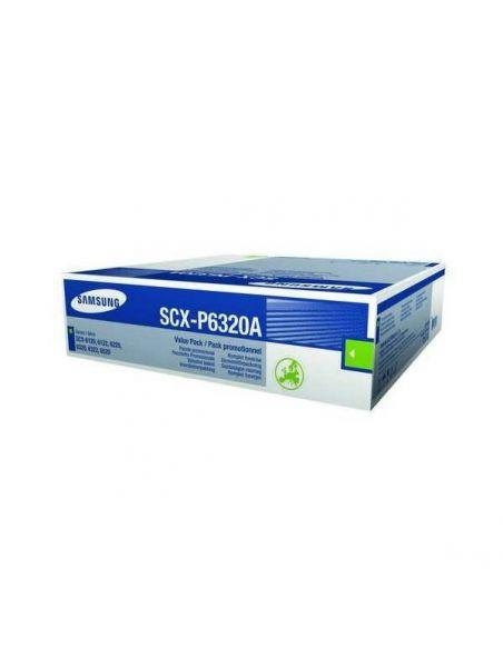 Tóner Pack Samsung P6320A-SV496A Negro (2 cartuchos x 16000 Pág)