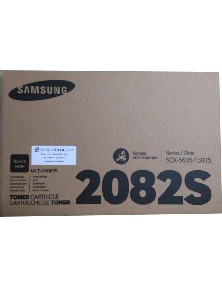 Tóner Samsung D2082S Negro SU987A (4000 Pag) para SCX5635 SCX5835