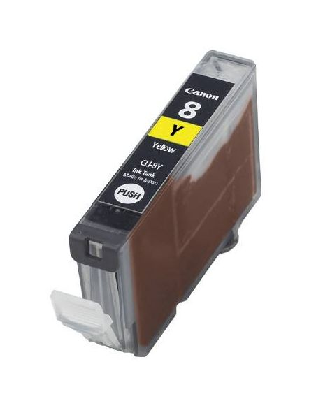 Tinta para Canon 8Y Amarillo (13.4ml) No original