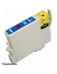 Tinta para Epson C13T048340 Magenta T0483 (No original)