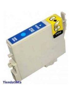 Tinta para Epson C13T048540 Cian Claro T0485 (No original)