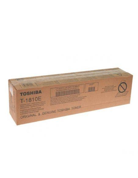 Tóner Toshiba T-1810E Negro (5000 Pag) para e-Studio 181 y mas