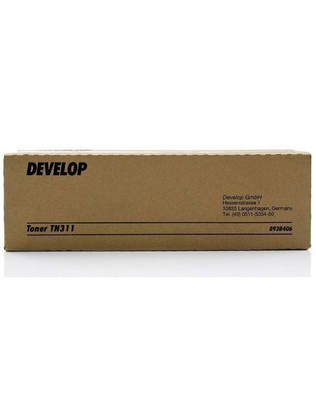 Tóner Develop TN311 Negro 8938406 (17500 Pag) para Ineo+ 350