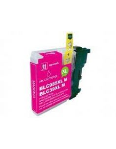 Tinta para Brother LC985M Magenta (No original) (18ml)