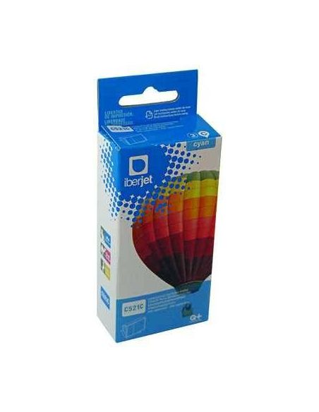 Tinta para Canon 521C Cian (9ml) No original