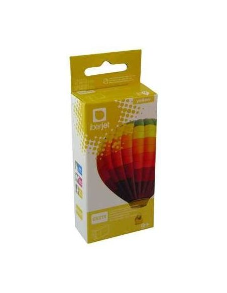 Tinta para Canon 521Y Amarillo (9ml) No original