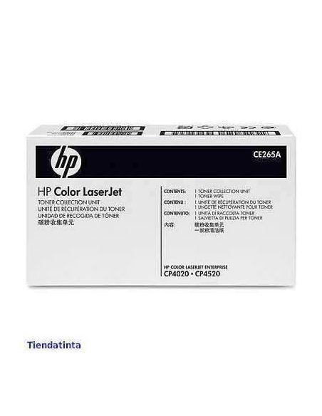 Contenedor residual CE265A para HP