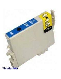 Tinta para Epson C13T048140 Negro T0481 (18ml)(No original)