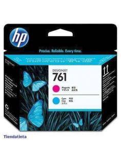 Cabezal HP 761 Magenta Cian CH646A