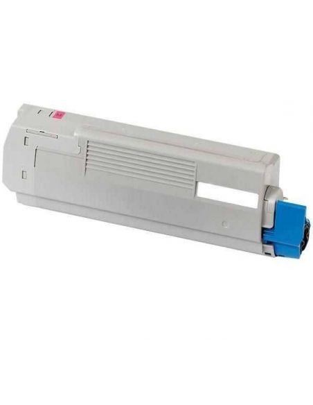 Tóner compatible para Oki Magenta C5600/C5700 (2000 Pág) No original