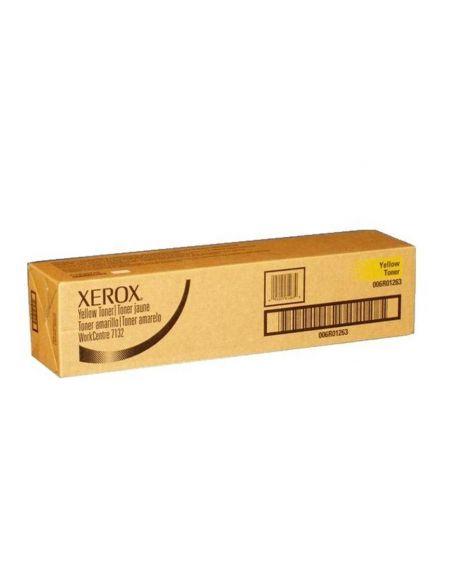 Tóner Xerox 006R01263 Amarillo (8000 Pag) para WorkCentre 7132 y mas