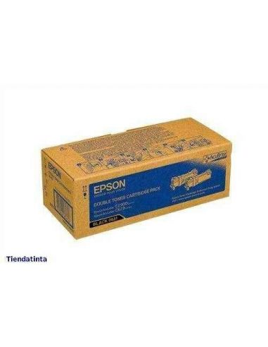 Tóner Pack Epson NEGRO 0631 (3000x2 Pag) Original