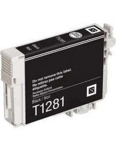 Tinta para Epson NEGRO T1281 (6,6ml)(No original)