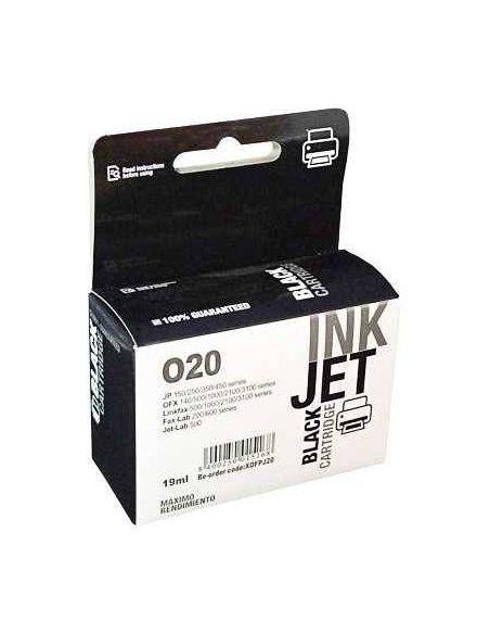 Tinta para Olivetti B0384 Negro (FPJ20)(19ml) No original