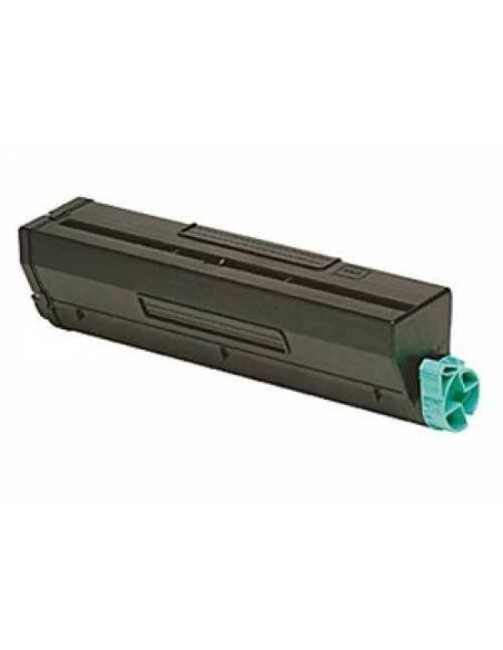 Tóner compatible para Oki Negro B4300/B4350 y mas (6000 Pág) No original