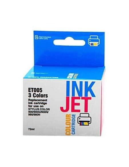 Tinta para Epson T005 color (72ml)(T005) No original