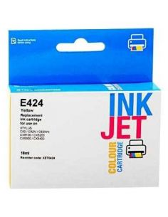 Tinta para Epson T0424 Amarillo (16ml) No original