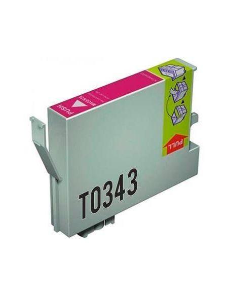 Tinta para Epson T0343 Magenta (17ml) No original