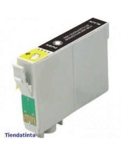 Tinta para Epson T0791 NEGRO C13T079140 (15ml) (470 Pág) No original