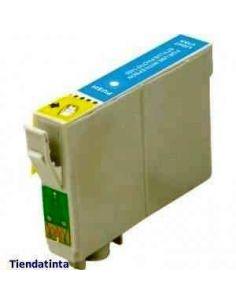 Tinta para Epson T0795 Cian Claro C13T079540 (660 Pág) No original